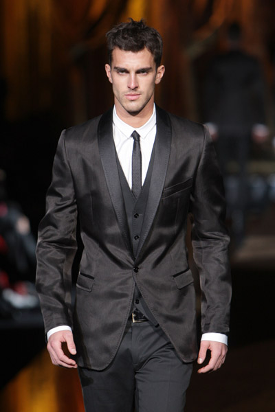 Milan Menswear Autumn/Winter 2008/09 - Dolce & Gabbana